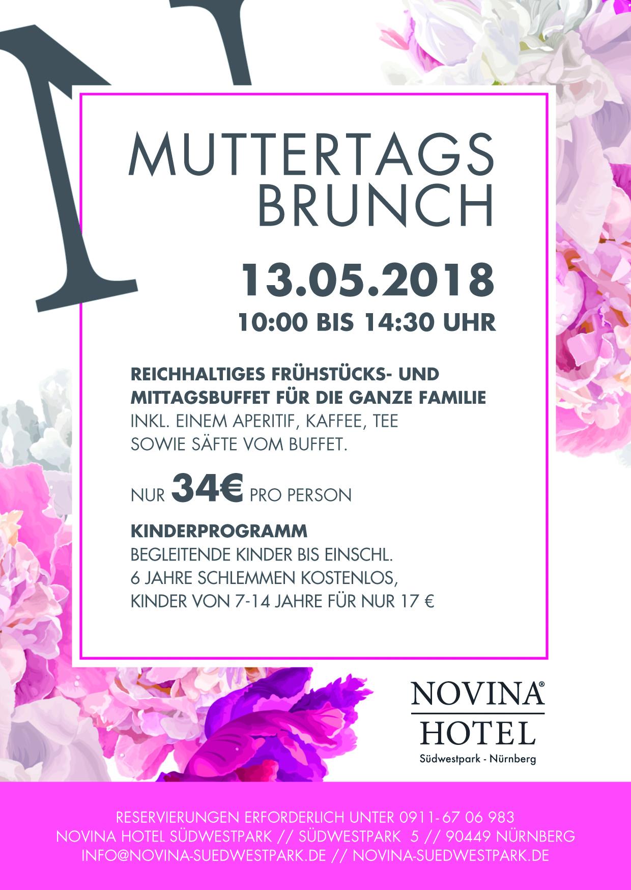 Südwestpark Nürnberg – Restaurant/ Bar – NOVINA HOTELS